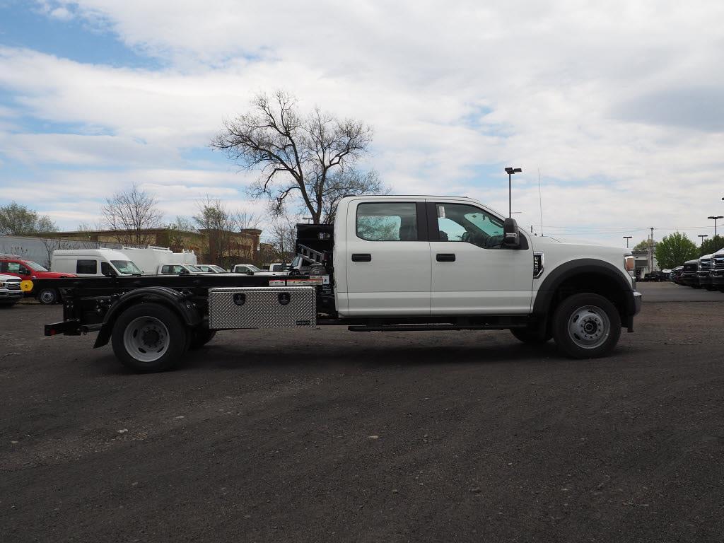 2020 Ford F-550 Crew Cab DRW 4x4, Switch N Go Drop Box Hooklift Body #10702T - photo 3