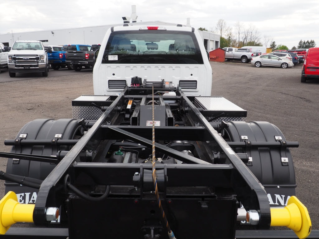 2020 Ford F-550 Crew Cab DRW 4x4, Switch N Go Drop Box Hooklift Body #10702T - photo 5
