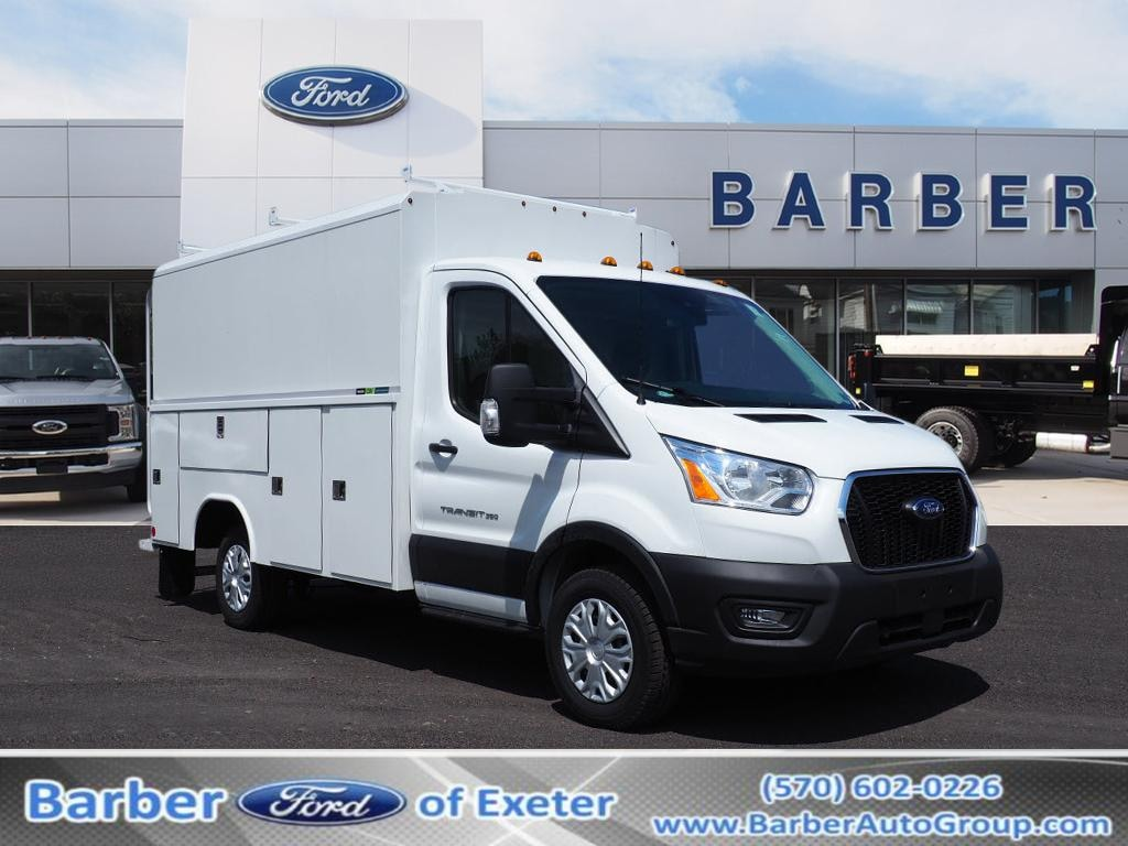 2020 Ford Transit 350 4x2, Reading Service Utility Van #10709T - photo 1