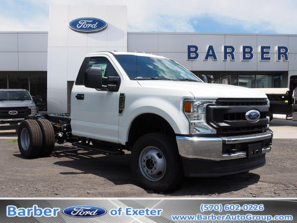 2020 Ford F-350 Regular Cab DRW 4x4, Cab Chassis #10729T - photo 1
