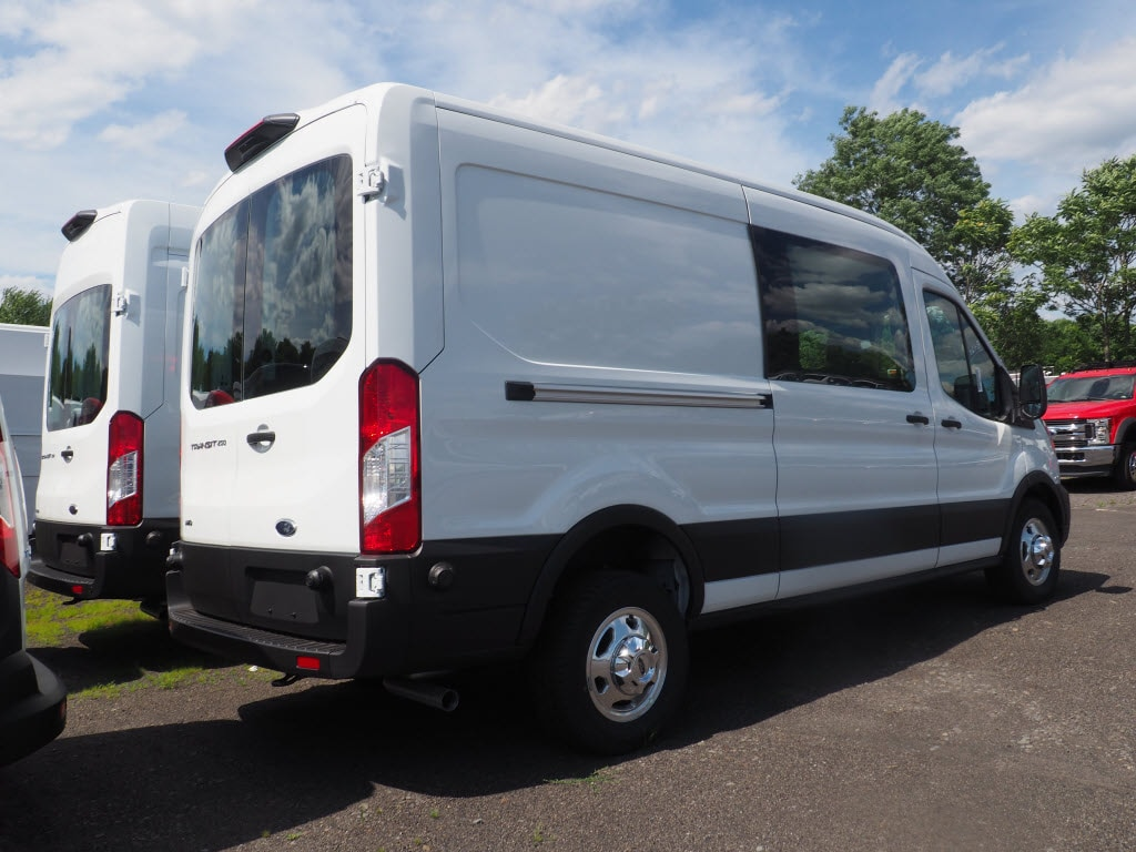 2020 Ford Transit 250 Med Roof AWD, Empty Cargo Van #10750T - photo 1