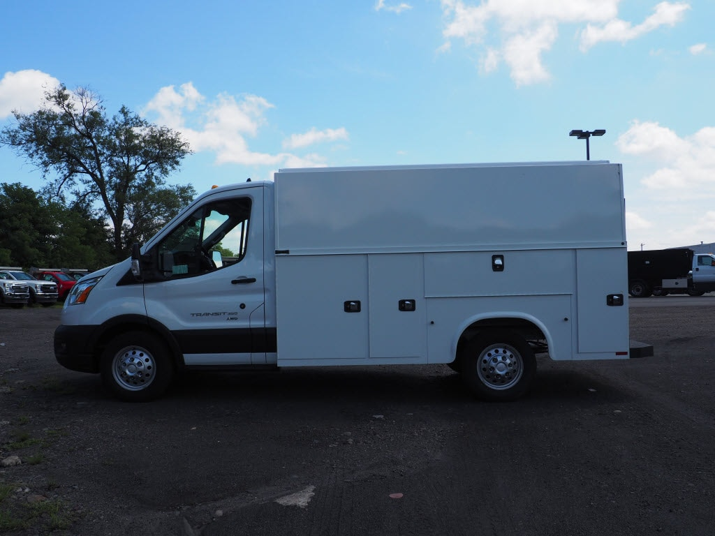 2020 Ford Transit 350 AWD, Knapheide KUV Service Utility Van #10780T - photo 7