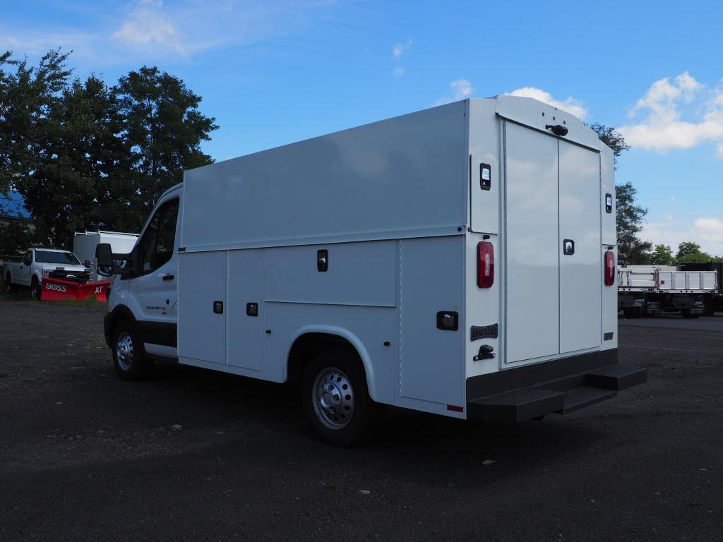 2020 Ford Transit 350 AWD, Knapheide KUV Service Utility Van #10780T - photo 4