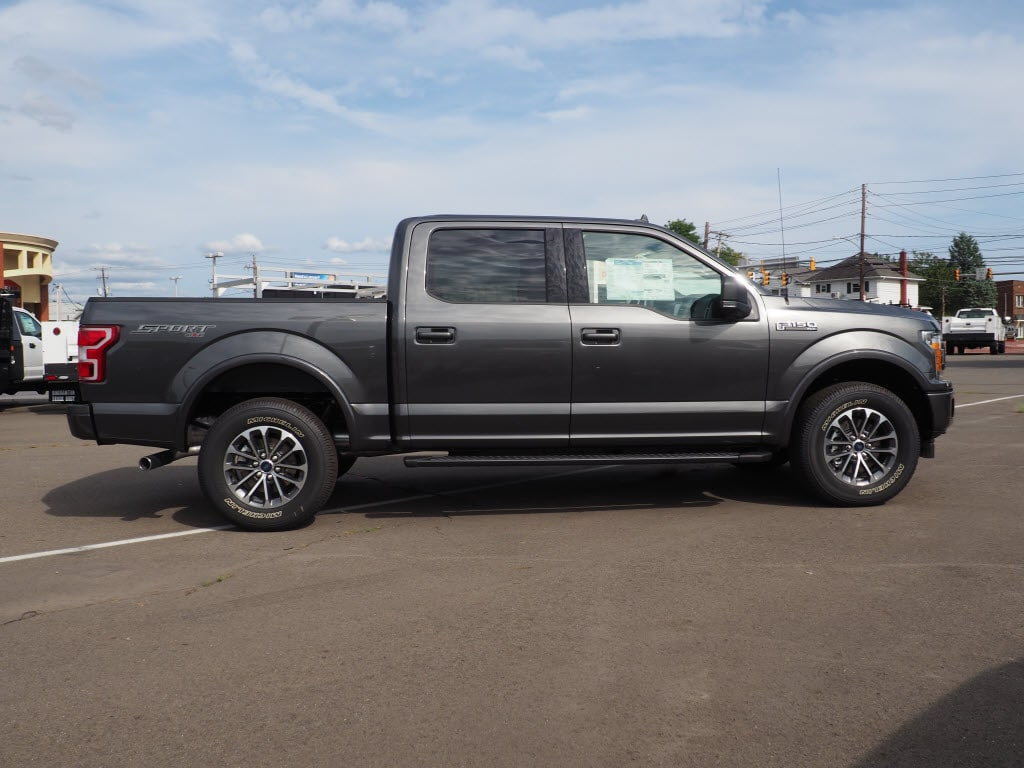 2020 Ford F-150 SuperCrew Cab 4x4, Pickup #10803T - photo 3