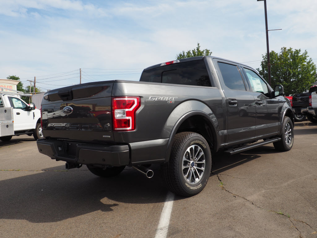 2020 Ford F-150 SuperCrew Cab 4x4, Pickup #10803T - photo 2