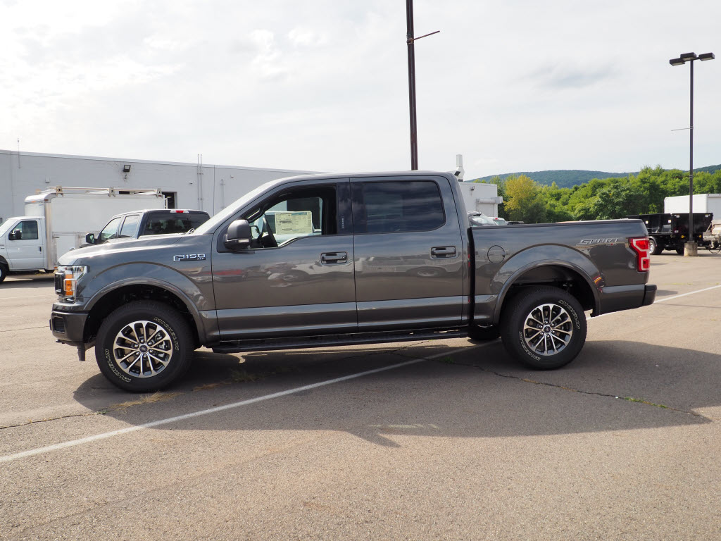 2020 Ford F-150 SuperCrew Cab 4x4, Pickup #10803T - photo 7