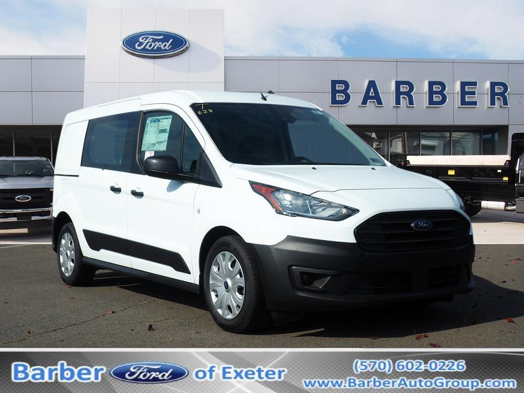 2021 Ford Transit Connect FWD, Empty Cargo Van #10811T - photo 1