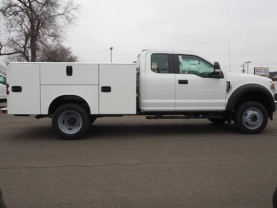 2020 Ford F-550 Super Cab DRW 4x4, M H EBY Service Body #10829T - photo 5
