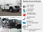 2020 Ford F-550 Super Cab DRW 4x4, M H EBY Service Body #10829T - photo 6