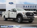 2020 Ford F-550 Super Cab DRW 4x4, M H EBY Service Body #10829T - photo 1