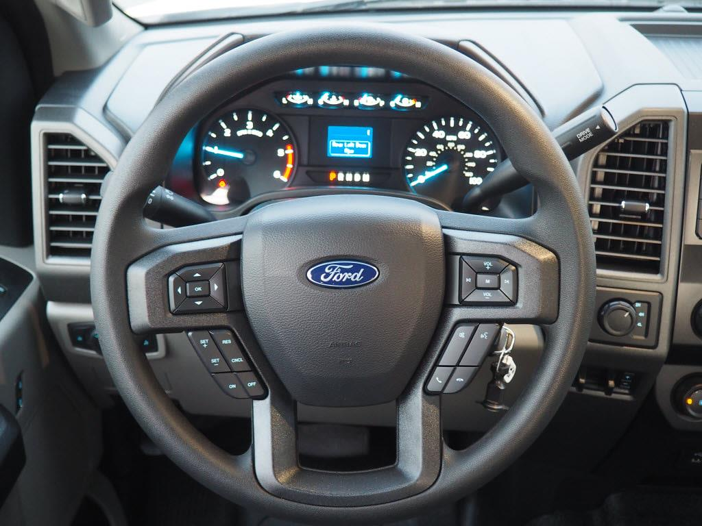2020 Ford F-550 Super Cab DRW 4x4, Reading Classic II Steel Service Body #10831T - photo 9