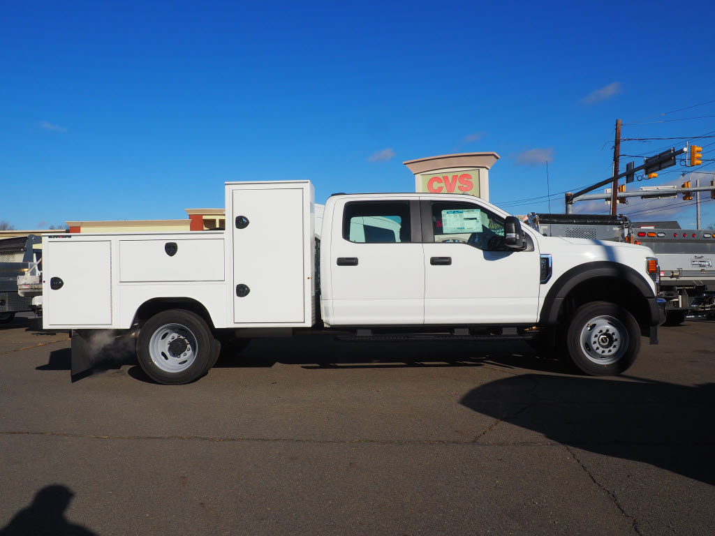 2020 Ford F-550 Crew Cab DRW 4x4, Duramag S Series Service Body #10832T - photo 3