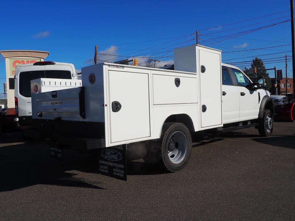 2020 Ford F-550 Crew Cab DRW 4x4, Duramag Service Body #10832T - photo 1