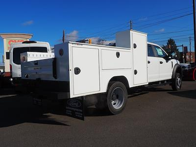 2020 Ford F-550 Crew Cab DRW 4x4, Duramag S Series Service Body #10832T - photo 2
