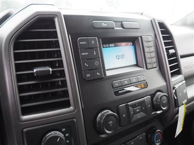 2020 Ford F-550 Crew Cab DRW 4x4, Knapheide Contractor Body #10837T - photo 13