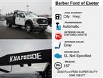 2020 Ford F-550 Crew Cab DRW 4x4, Knapheide Contractor Body #10837T - photo 4