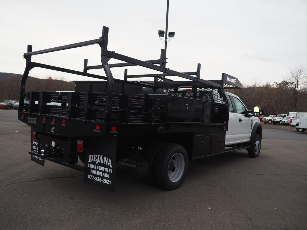 2020 Ford F-550 Crew Cab DRW 4x4, Knapheide Contractor Body #10847T - photo 1