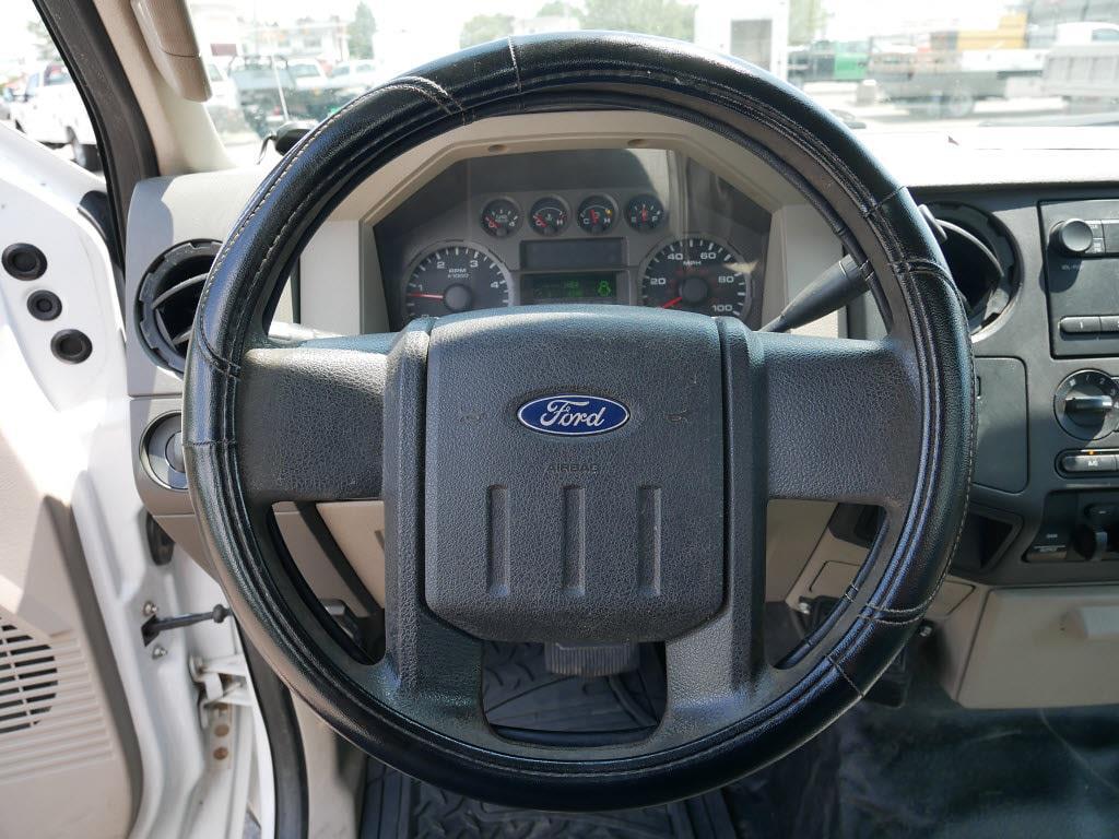 2008 Ford F-550 Regular Cab DRW 4x4, Platform Body #10849C - photo 14