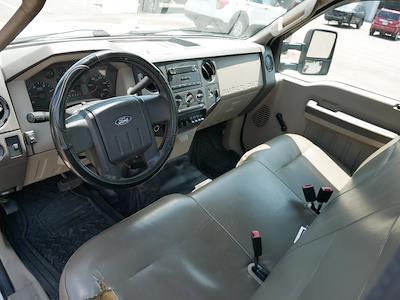 2008 Ford F-550 Regular Cab DRW 4x4, Platform Body #10849C - photo 10