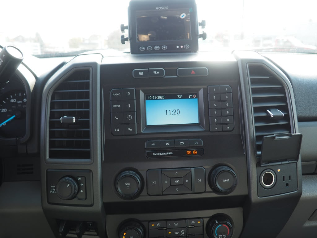 2020 Ford F-350 Crew Cab 4x4, Knapheide Service Body #10853T - photo 11