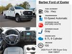 2020 Ford F-350 Crew Cab 4x4, Knapheide Service Body #10853T - photo 4