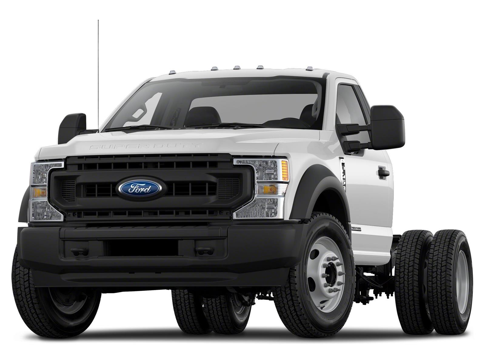 2020 Ford F-600 Regular Cab DRW 4x4, Cab Chassis #10861T - photo 1