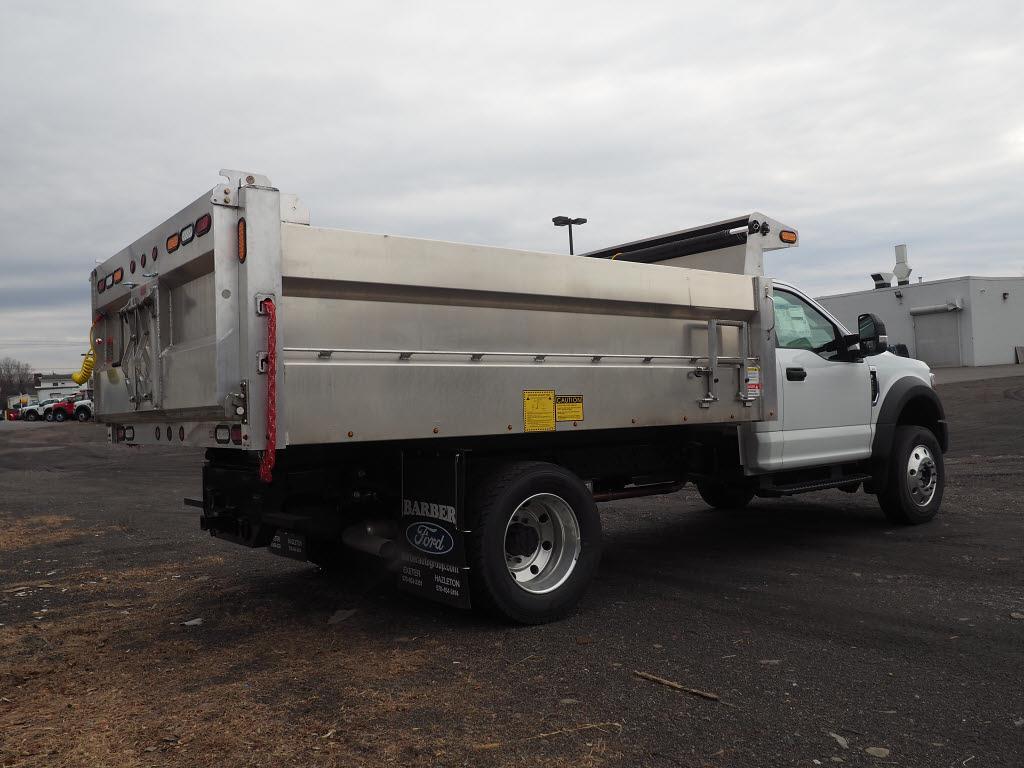 2020 Ford F-600 Regular Cab DRW 4x4, Duramag Dump Body #10861T - photo 1