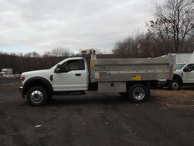 2020 Ford F-600 Regular Cab DRW 4x4, Dump Body #10861T - photo 7