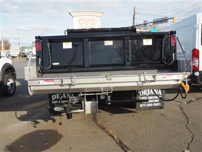 2020 Ford F-550 Regular Cab DRW 4x4, Rugby Eliminator LP Steel Dump Body #10869T - photo 5
