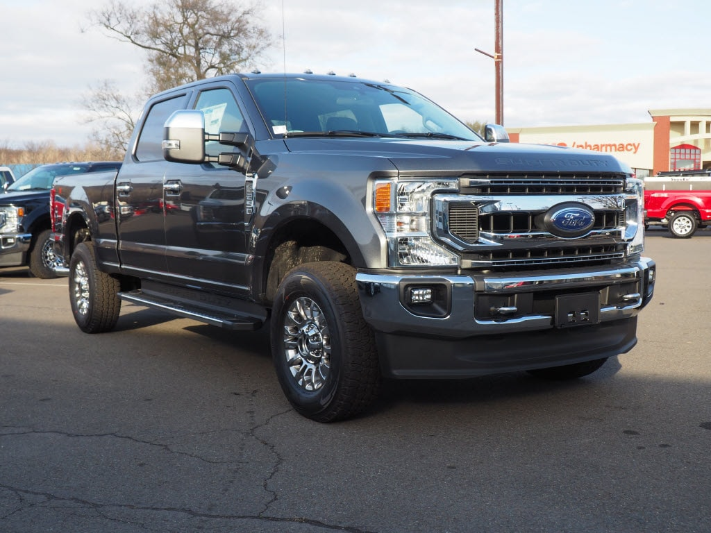 2020 Ford F-250 Crew Cab 4x4, Pickup #10878T - photo 1