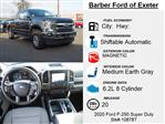2020 Ford F-250 Crew Cab 4x4, Pickup #10878T - photo 3
