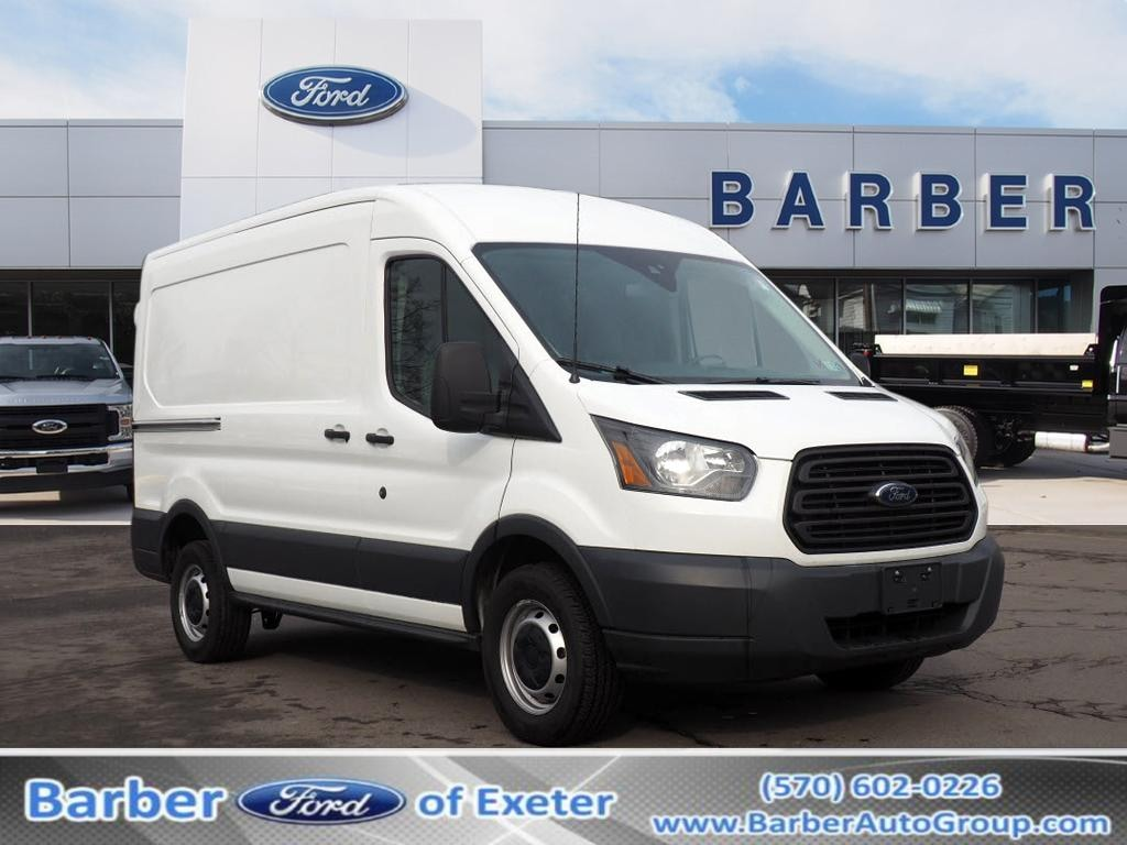 2016 Ford Transit 250 Med Roof 4x2, Empty Cargo Van #10884B - photo 1