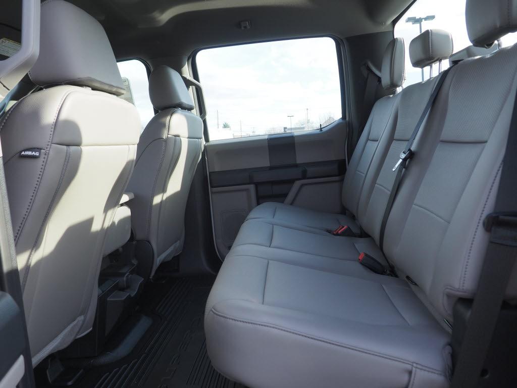 2020 Ford F-550 Crew Cab DRW 4x4, Knapheide Steel Service Body #10885T - photo 13
