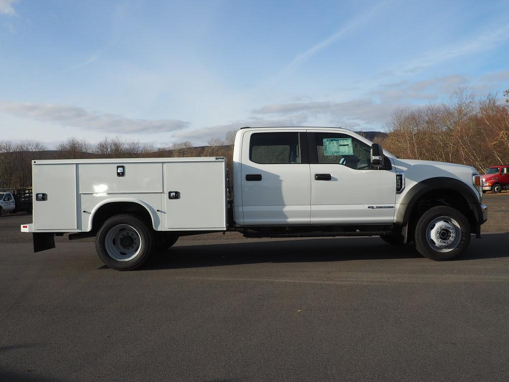 2020 Ford F-550 Crew Cab DRW 4x4, Knapheide Steel Service Body #10885T - photo 2