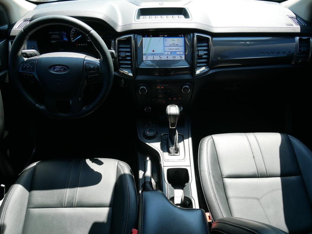 2019 Ford Ranger SuperCrew Cab 4x4, Pickup #10902B - photo 10