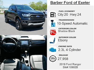 2019 Ford Ranger SuperCrew Cab 4x4, Pickup #10902B - photo 4