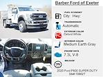 2020 Ford F-600 Regular Cab DRW 4x4, Duramag Dump Body #10902T - photo 3