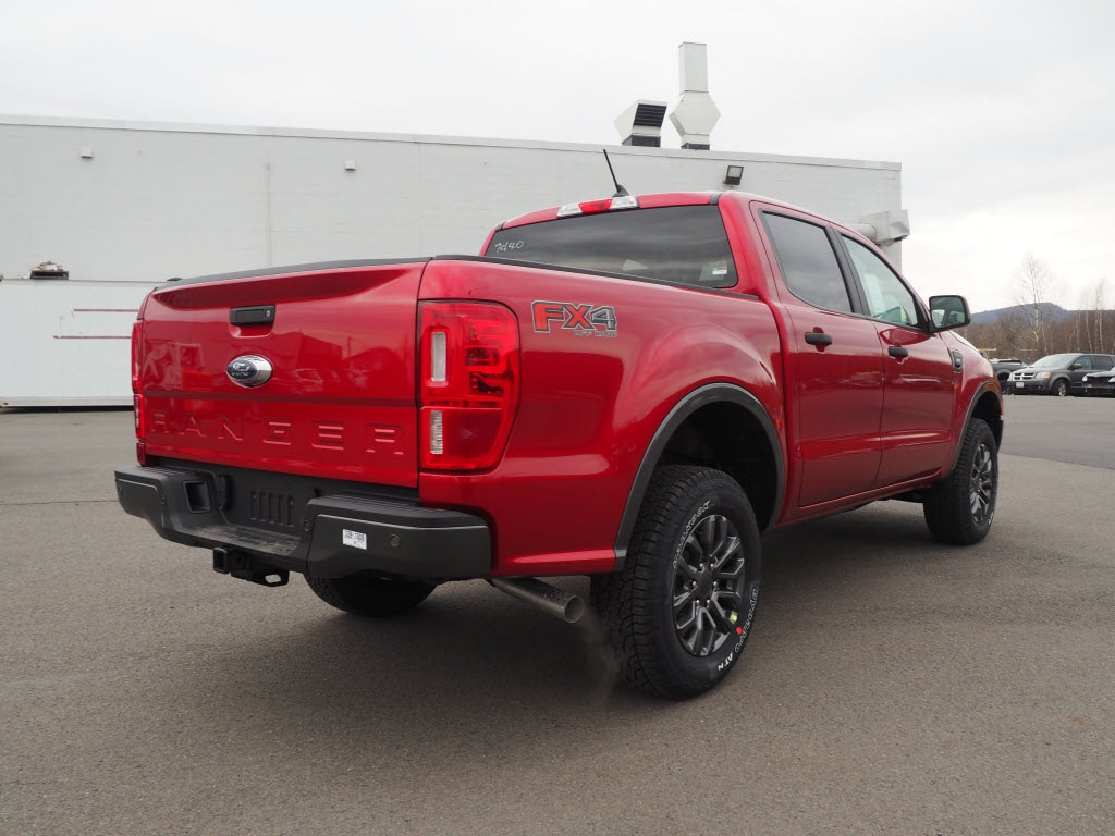 2020 Ford Ranger SuperCrew Cab 4x4, Pickup #10940T - photo 2