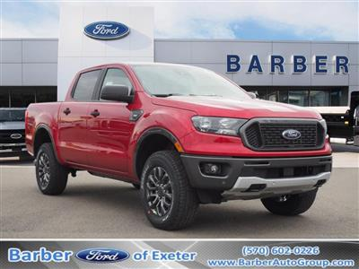 2020 Ford Ranger SuperCrew Cab 4x4, Pickup #10940T - photo 1