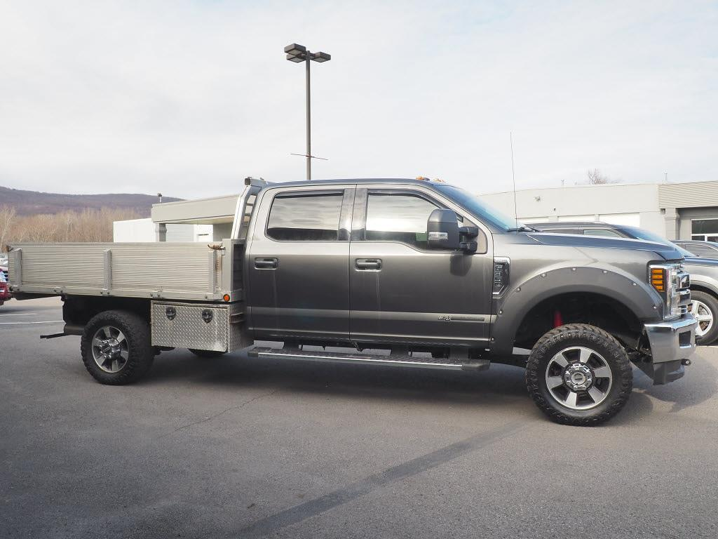 2017 Ford F-350 Crew Cab 4x4, Platform Body #10950B - photo 8