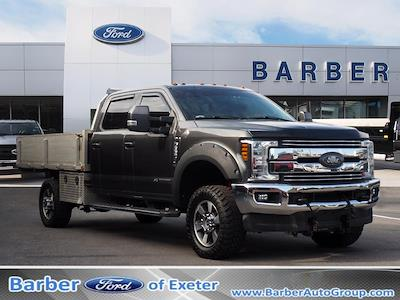 2017 Ford F-350 Crew Cab 4x4, Platform Body #10950B - photo 42
