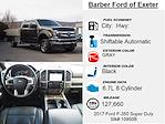 2017 Ford F-350 Crew Cab 4x4, Platform Body #10950B - photo 9