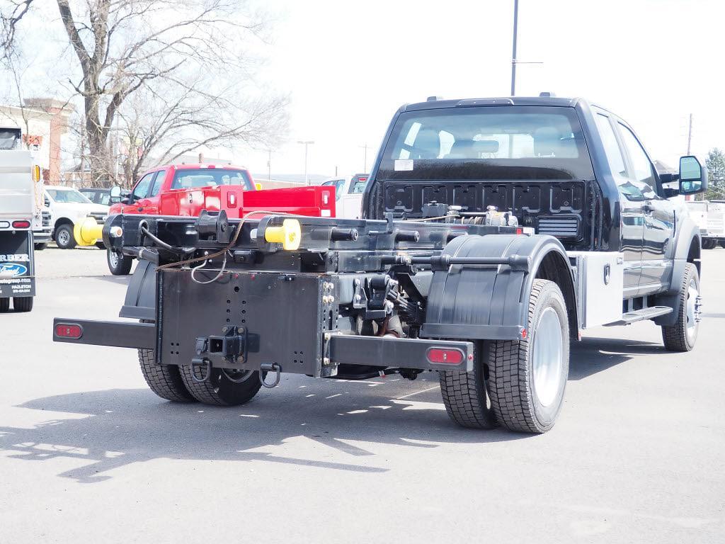 2021 Ford F-550 Super Cab DRW 4x4, Hooklift Body #10953T - photo 2