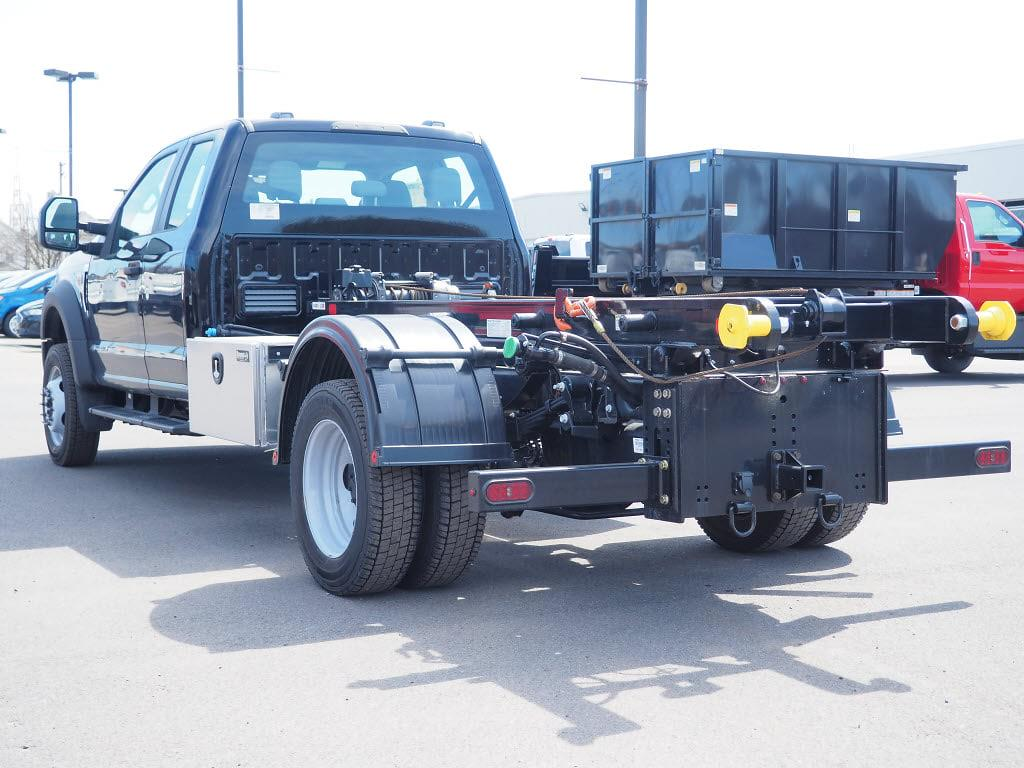 2021 Ford F-550 Super Cab DRW 4x4, Hooklift Body #10953T - photo 5