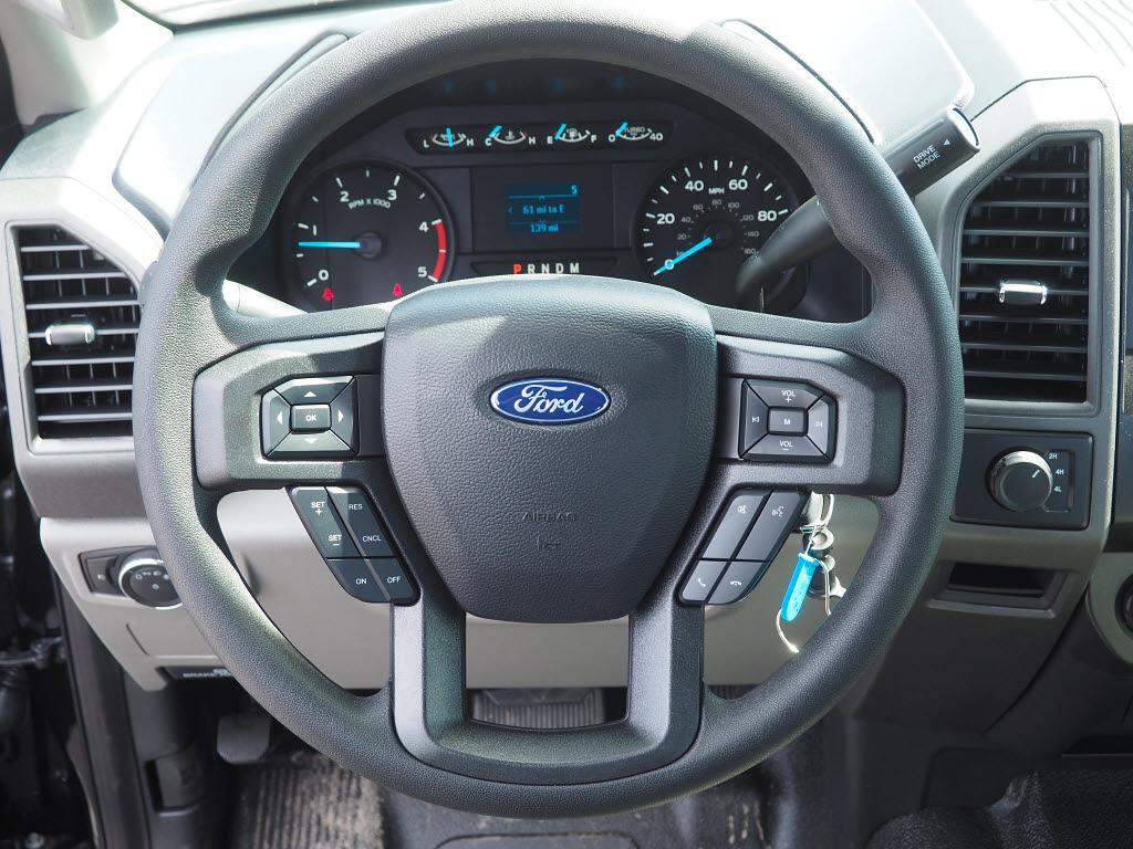 2021 Ford F-550 Super Cab DRW 4x4, Hooklift Body #10953T - photo 8
