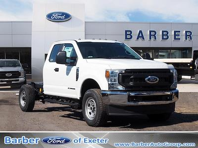 2021 Ford F-350 Super Cab 4x4, Cab Chassis #10954T - photo 1