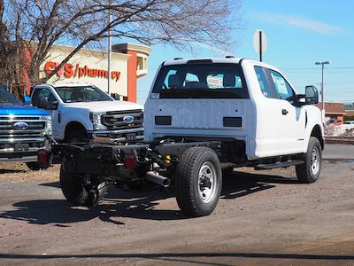 2021 Ford F-350 Super Cab 4x4, Cab Chassis #10954T - photo 2