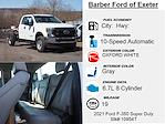 2021 Ford F-350 Super Cab 4x4, Cab Chassis #10954T - photo 4
