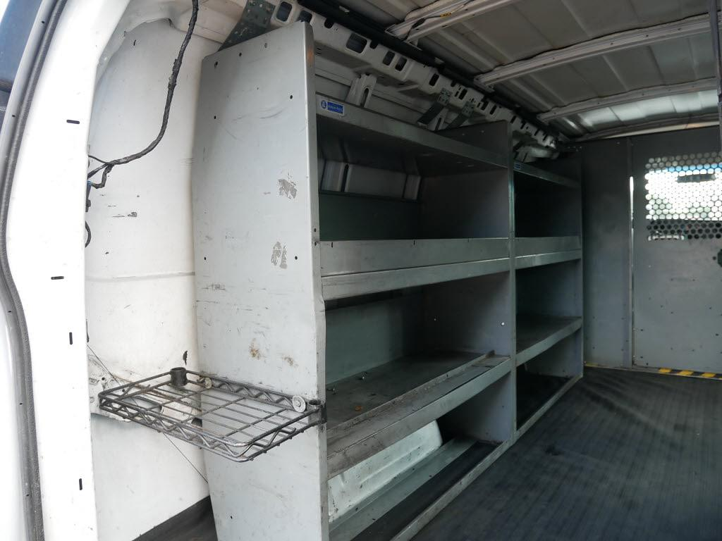2010 Chevrolet Express 3500 4x2, Upfitted Cargo Van #10958B - photo 14