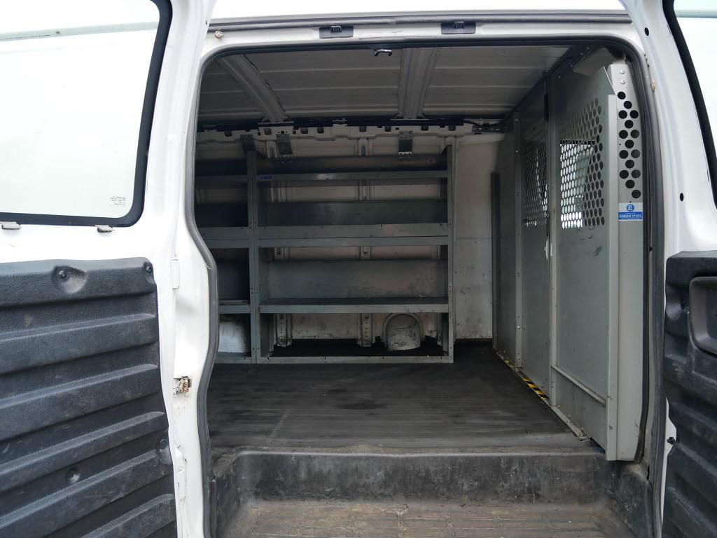 2010 Chevrolet Express 3500 4x2, Upfitted Cargo Van #10958B - photo 15
